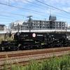 貨物列車撮影 9/2 ① シキ800を撮る