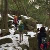 奥島山、いきや山縦走