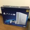 PlayStation4へさよならレター