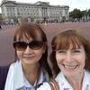 フィジーで知り合った友達とロンドンで再会!