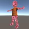 【Unity】頂点カラーを変更するシェーダを導入する