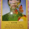 8月のカード  NATURE…自然