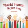 世界人権デー(12月10日)