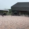 国立アイヌ民族博物館、何もなし?!仕方なく外に出ると『盆踊り』