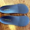 足底筋膜炎対策として、高機能インソール スーパーフィートを買った