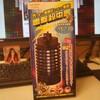 電撃殺虫器「IK-4W」を買ってみた。