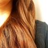 髪色チェンジ ブルー編。親戚が来るので大急ぎ