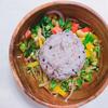 【2018保存版】ゆるベジタリアン流 生野菜サラダの激うまアレンジ「ピリ辛サラダ混ぜゴハン」