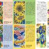 絵の保存方法油彩水彩アクリル編&木蓮さん個展
