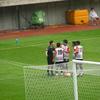 平成28年天皇杯3回戦 グルージャ盛岡vs Honda FC 行ってきた
