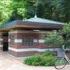 蚕糸の森公園のトイレ