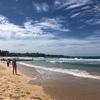 Sydney女1人旅🐨manly beach編