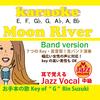 Moon River/ムーンリバーの歌詞・曲解説・和訳・カラオケダウンロード