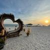 『タイ最後の楽園 リペ島』3日目、2020年12月31日年越し。