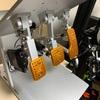 SRPペダル/吊り下げ式にコンバート出来るSRP-GIキットを実装してみたゾ!