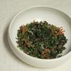 菜っ葉とミンチの重ね煮