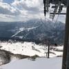 ハチ・ハチ北スキー場に行ってきた。
