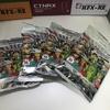 LEGO minifigures series20 を買ってみた。