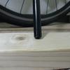 今度はクロスバイクのスタンドが壊れた。