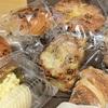 【シェンブラン】のパンいろいろとカヌレでお昼ごはん
