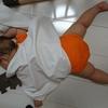 娘を預けるときの伝達事項(0歳9ヶ月)