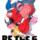 スーパー戦隊モノ漫画「BE THE 5」