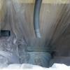 雨水タンクの自作 その5 雨水タンクのメンテナンス 袋交換 修正版