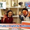 エトラジっMUSE心斎橋校より Let's play in English by Mamicoworld