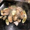 浅草もんじゃ かのやで牡蠣バター(浅草)