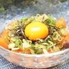 簡単おつまみ!サーモンユッケの作り方・レシピ