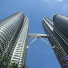⑨【マレーシア・クアラルンプール】スリアKLCC(Suria KLCC)とペトロナス・ツイン・タワー(Petronas Twin Tower)