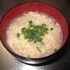 自家栽培した自然薯の料理