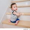 赤ちゃんの家での事故を未然に防ごう! 階段編