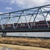 【動画つき】多摩川橋梁を120km/hで通過する、京急2100形