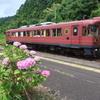 観光列車あかまつ号と天橋立駅周辺散策