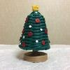 今年のクリスマスツリー、レシピも完成しました!