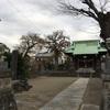 <鳥居がない?>八幡神社@妙典