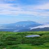 【2日目】山の日に月山登山と月山頂上神社参拝 大絶景の鳥海山と東北の山を見ながら登山