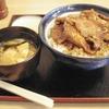 陸別町 正己 秦(はた)食堂で豚丼を食す