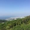 GW開幕…でも後半戦は天気悪そうだから、とりあえず、六甲山へ