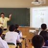 武雄北中学校にて認知症サポーター養成講座を開催しました。