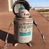 オリジナルロボ制作8  缶タイプ1.2