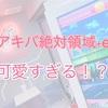アキバ絶対領域+eが可愛すぎる〜元メイドのコンカフェ巡り〜