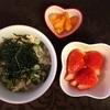 お野菜からの離乳食  [288日目  チキンボーンブロスのオートミール粥]