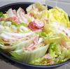 柚子香る 白菜 × 豚肉の重ね蒸し 【昆布だし + 柚子ポン酢編】
