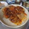 幸運な病のレシピ( 1943 )夜:唐揚げ(カレー味)、ハンバーグ(たっぷり玉ねぎ)、ニラスープ