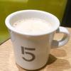 JR東京駅近☆ファイブ・クロスティーズ・コーヒーでヒラメキティータイム【カフェ】