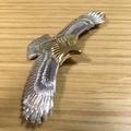 tady&king タディ&キング中イーグル頭金のチェーンを使ったカスタマイズ方法