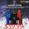 The First Double Squonk Bottle Skuopker-Sigelei Snowwolf Vfeng ,Surprised You?