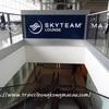 <香港:香港国際空港>SKY TEAM LOUNGE(スカイチーム・ラウンジ)